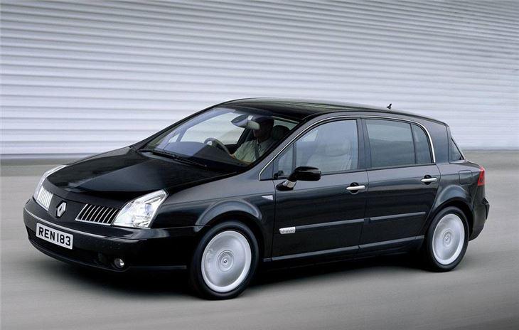 renault vel satis 2002 car review honest john. Black Bedroom Furniture Sets. Home Design Ideas