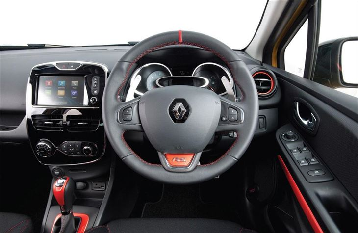 Renault Clio Renaultsport 2013 Car Review Honest John
