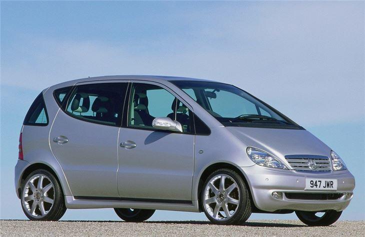 mercedes benz a class lwb 2001 car review honest john. Black Bedroom Furniture Sets. Home Design Ideas