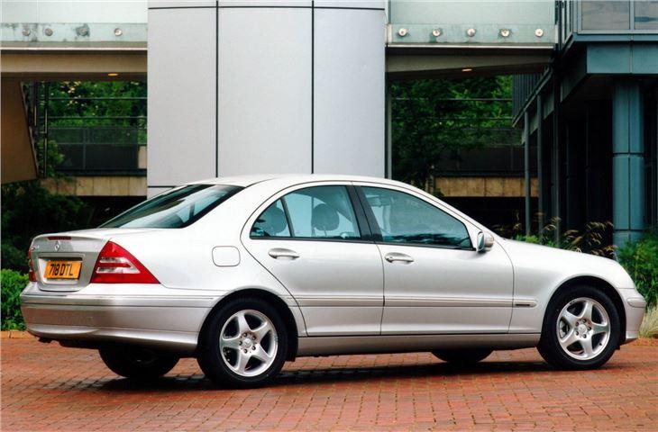 Mercedes Benz C Class W203 2000 Car Review Honest John