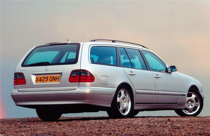 Mercedes Benz E Class W210 1995 Car Review Honest John