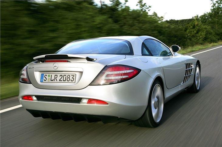 Mercedes Benz Slr Mclaren 2003 Car Review Honest John