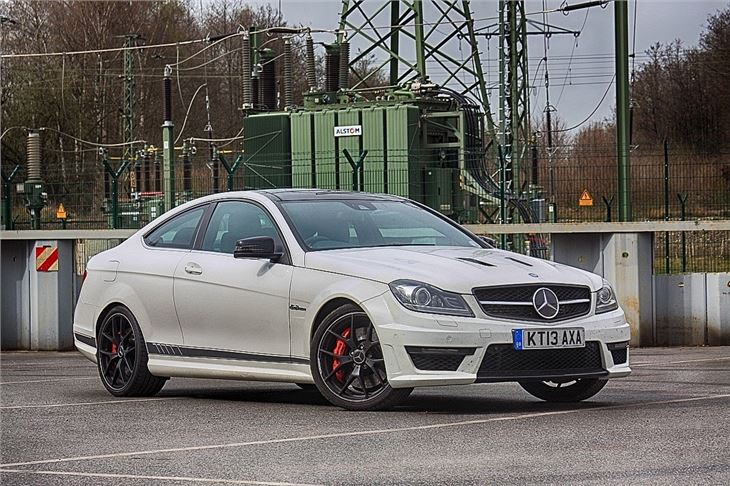 Mercedes benz c63 amg edition 507 road test road tests for Mercedes benz c63 amg edition 507