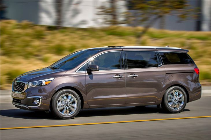 Captivating KIA Sedona (2015u2013)