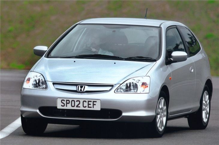 honda civic 2001   car review honest john