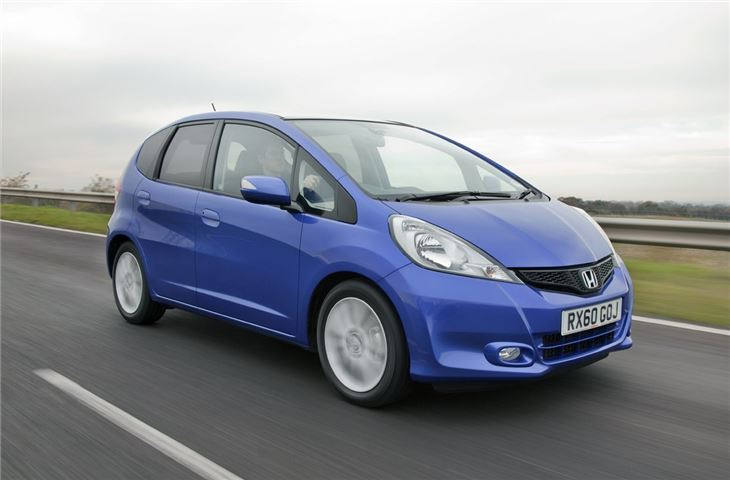 Honda Fit Mpg >> Honda Jazz 2008 - Car Review | Honest John
