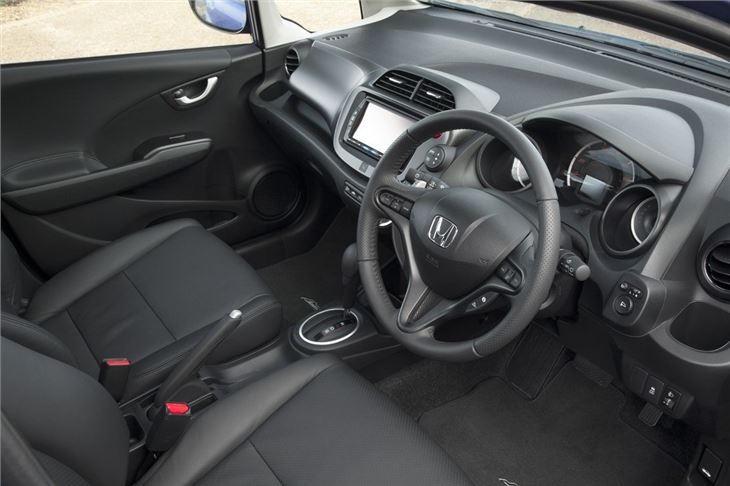 honda jazz 2008 car review honest john Automatic Transmission Car Chilton vs Haynes Car Manuals