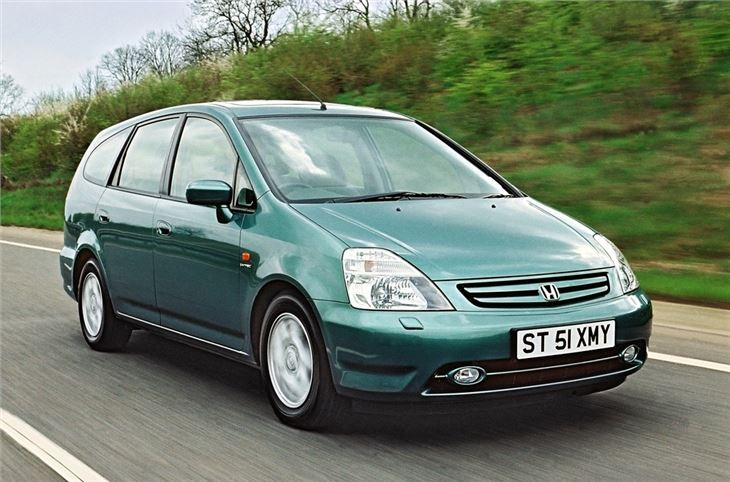 Honda Stream 2002 Car Review Honest John