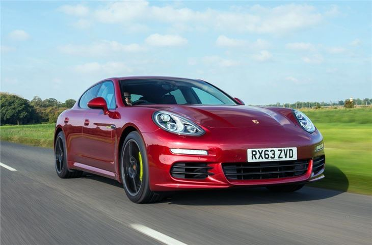 Porsche panamera problems