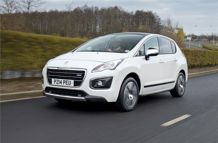 Peugeot 3008 2009 - Car Review | Honest John