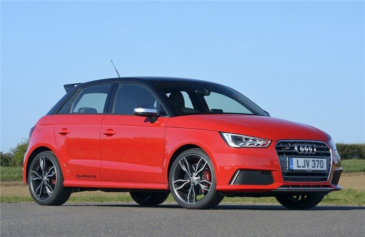 Audi S1 2014 Car Review Honest John