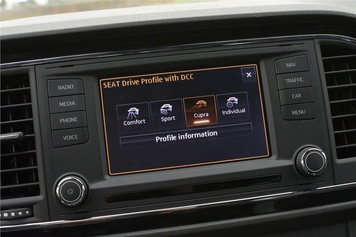 Seat Leon Cupra 2014 Car Review Honest John