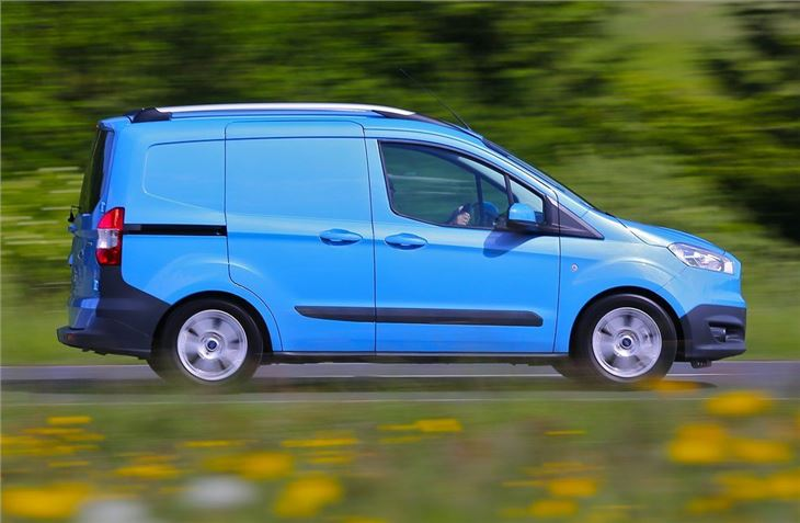 Ford Lease Deals >> Ford Transit Courier 2014 - Van Review | Honest John