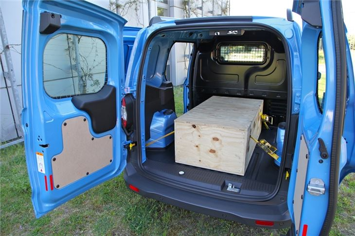 Used Ford Transit Connect >> Ford Transit Courier 2014 - Van Review | Honest John