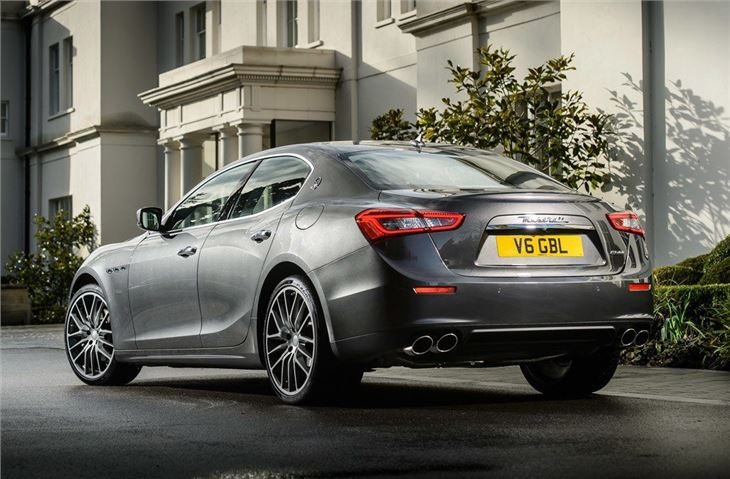maserati ghibli 2013 - car review | honest john