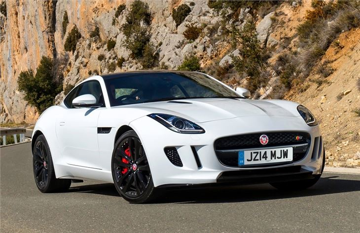 jaguar f type coupe 2014 car review honest john. Cars Review. Best American Auto & Cars Review