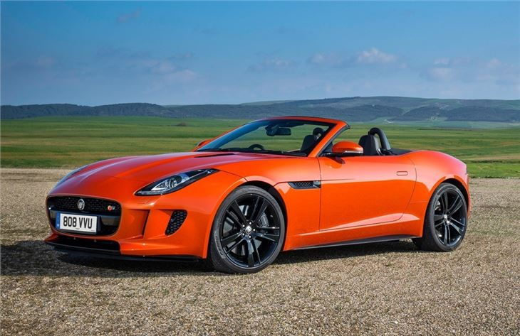 Jaguar F Type X152 2013 Car Review Honest John