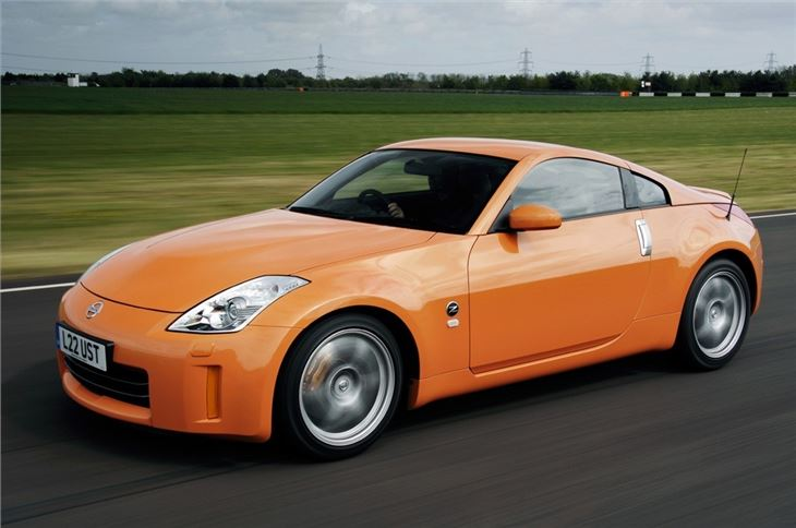 nissan 350z 2003 car review honest john. Black Bedroom Furniture Sets. Home Design Ideas