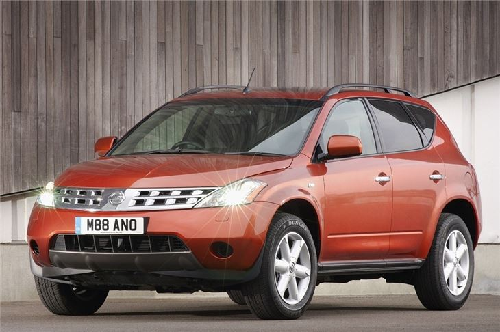 Nissan Murano 2005 Car Review Honest John