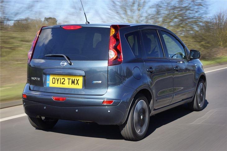 Nissan Note 2006 - Car Review | Honest John