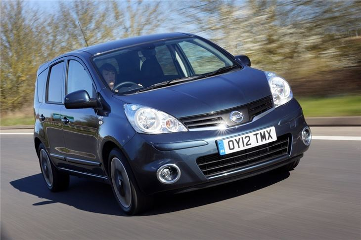 Nissan Note 2006 Car Review Honest John
