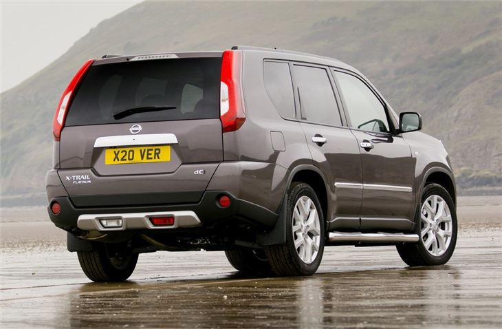 Nissan X Trail 2007 Car Review Honest John