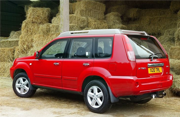 Nissan X-Trail 2001 - Car Review | Honest John