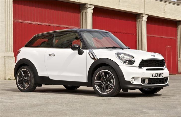 Mini Paceman Review | Top Gear