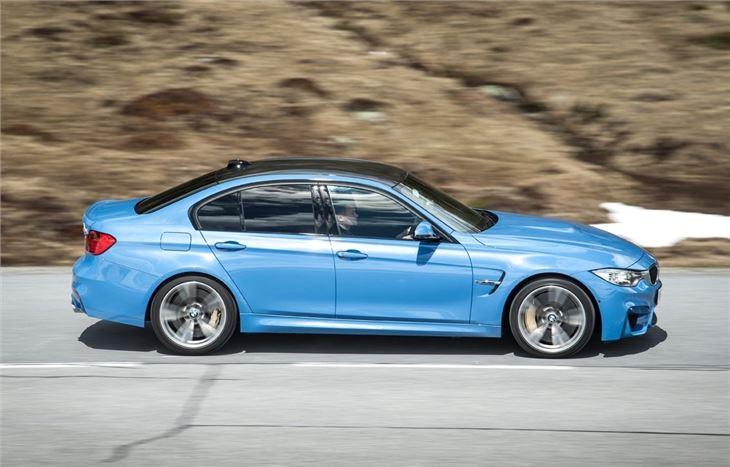 BMW M F Car Review Honest John - Bmw 2014 m3