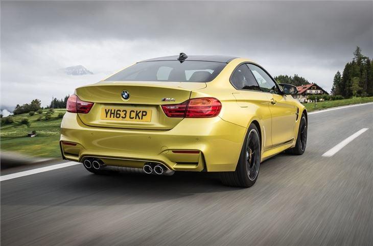 BMW M F Car Review Honest John - Bmw 2014 m4