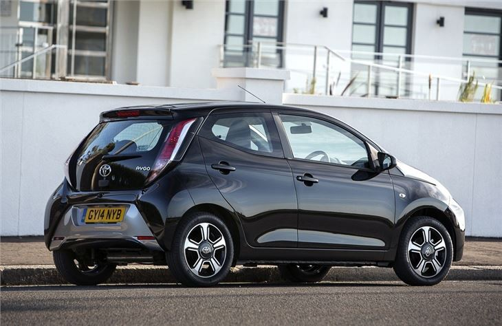 Toyota Aygo 2014 Car Review Honest John