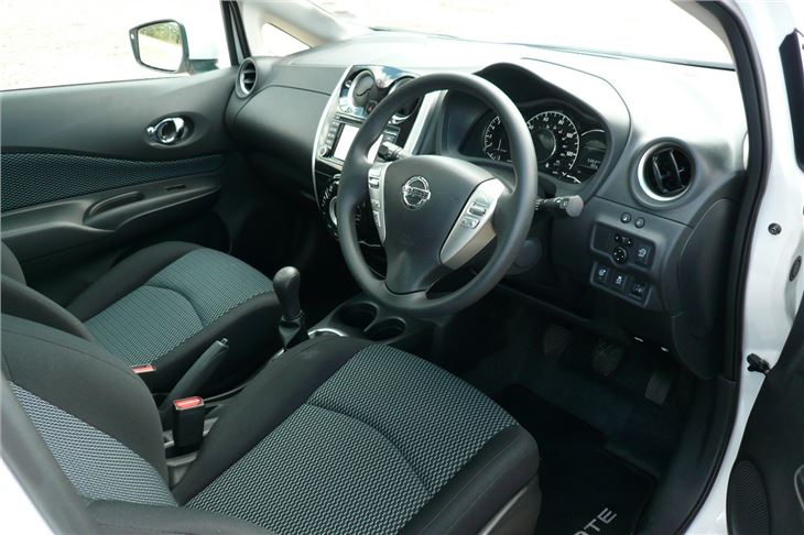 nissan note 1 2dig s acenta premium 2014 road test road. Black Bedroom Furniture Sets. Home Design Ideas