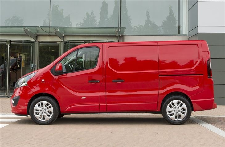 vauxhall vivaro  van review honest john