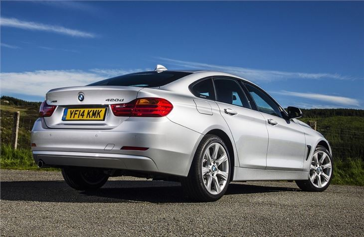 BMW Series F Gran Coupe Car Review Honest John - 2014 bmw 4 series gran coupe price