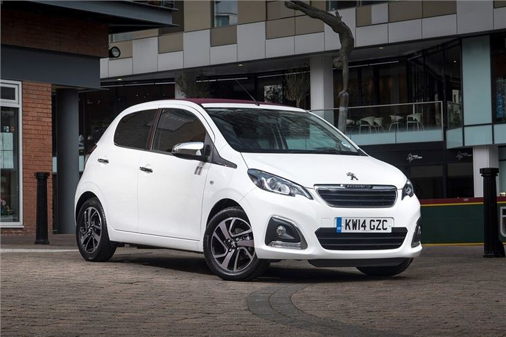 Peugeot 108 2014 - Car Review | Honest John