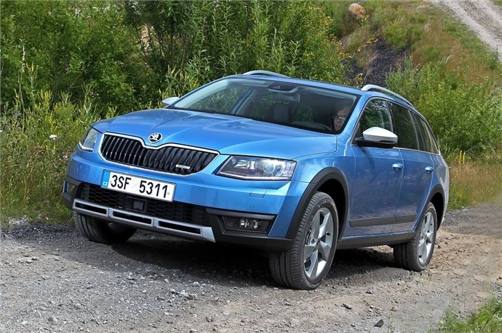 skoda octavia scout 2014 road test road tests honest john. Black Bedroom Furniture Sets. Home Design Ideas