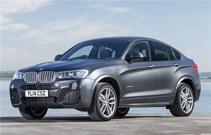 Bmw X4 2014 Car Review Honest John
