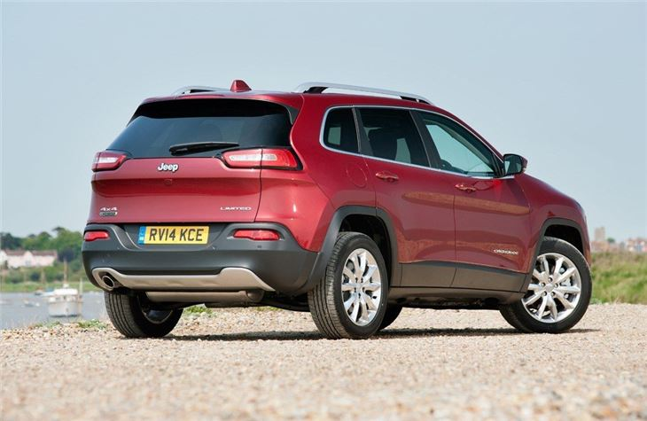 Jeep Cherokee 2.2 Multijet 2015 Road Test