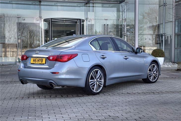 Infiniti Q50 2013 - Car Review | Honest John