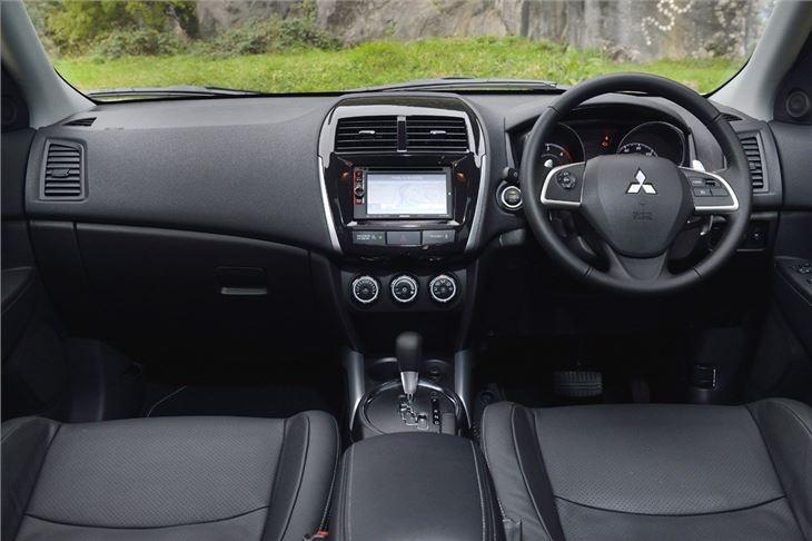 mitsubishi asx 2010 - car review | honest john
