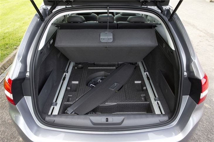 peugeot 308 sw 2014 - car review | honest john