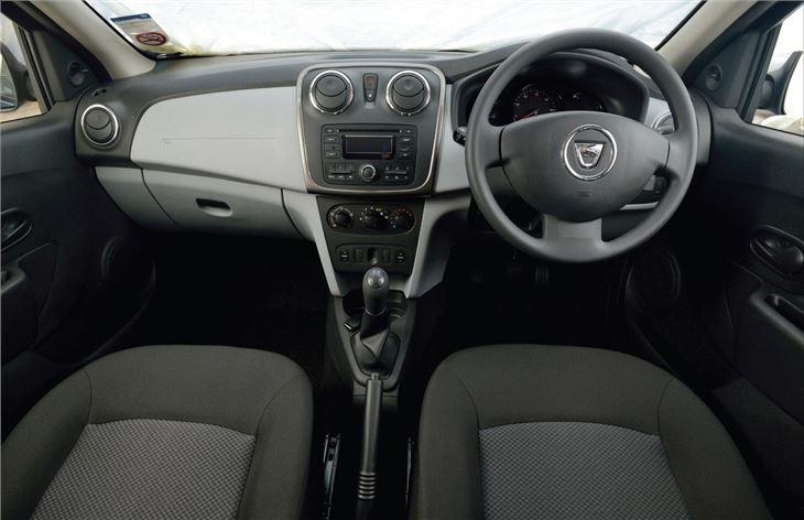 Dacia Logan MCV 2013 - Car Review | Honest John