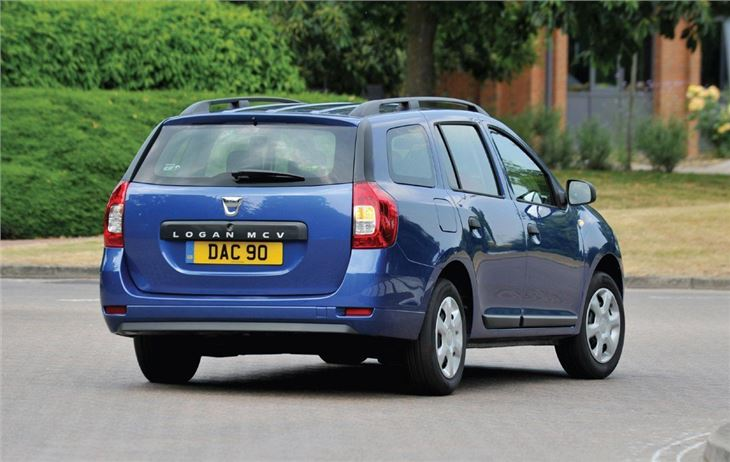 Dacia Logan MCV 2013 - Car Review | Honest John
