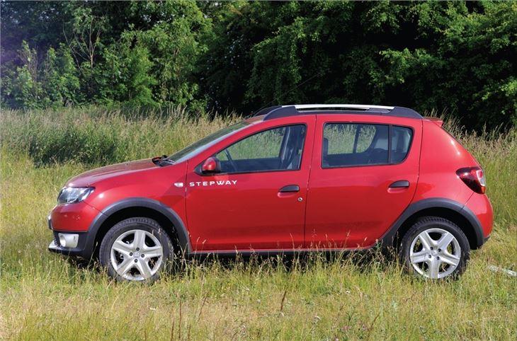 Dacia Sandero Stepway 2013 - Car Review   Honest John
