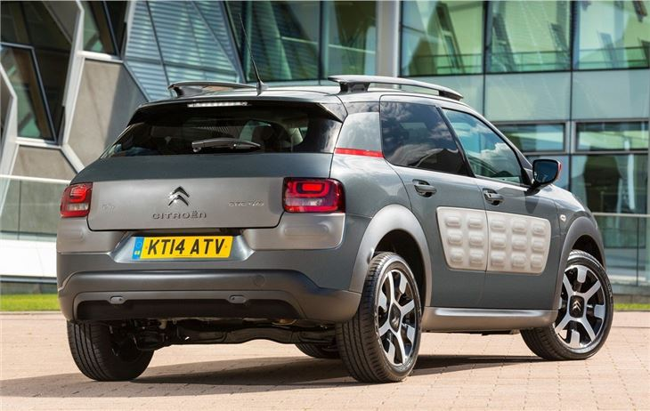citroen c4 cactus 2014 car review honest john. Black Bedroom Furniture Sets. Home Design Ideas