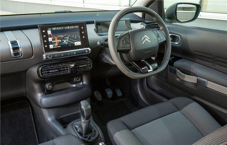 Citroen C4 Cactus 2014 Car Review Honest John