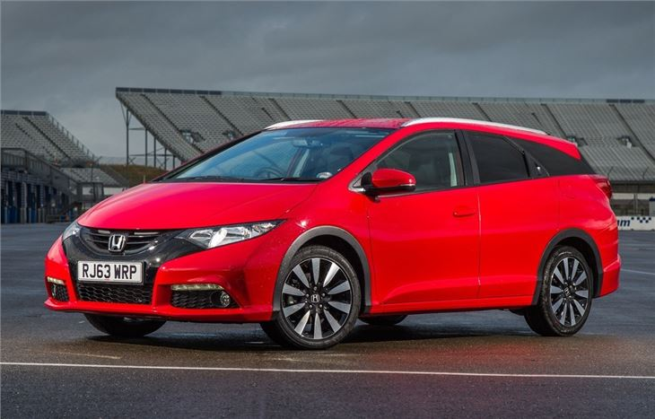 Honda Civic Tourer 2018 >> Honda Civic Tourer 2014 - Car Review | Honest John