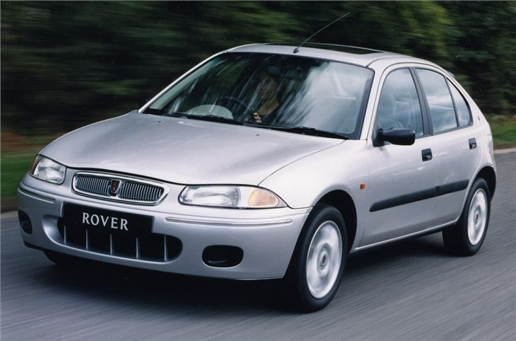 Rover 200 1995 Car Review Honest John