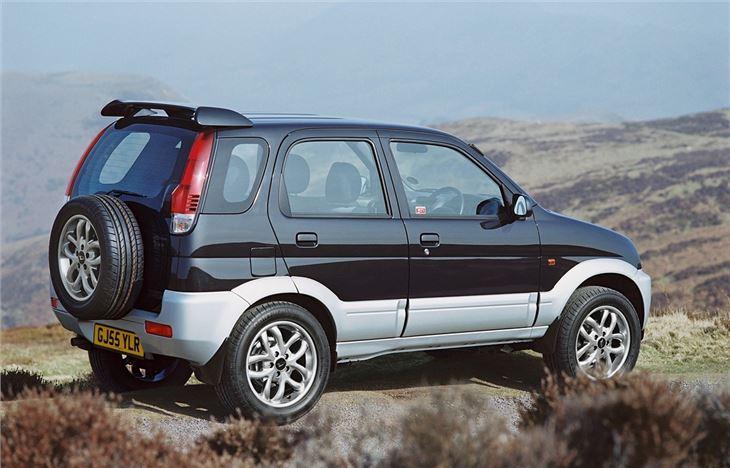 Daihatsu Terios 1998 Car Review Honest John