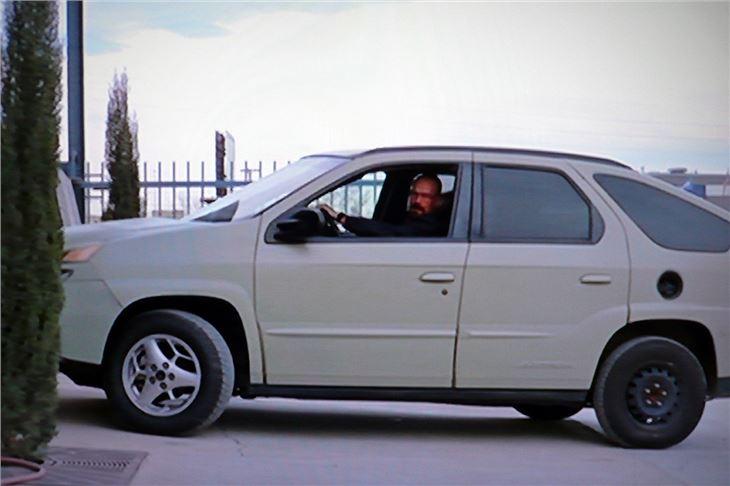 Pontiac Aztec 2001 - Car Review | Honest John